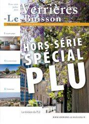 PLU - Couverture, Hors-série Mensuel spécial PLU (Juillet 2019)