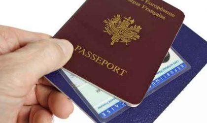 Passeport, Carte d'Identité (CNI)