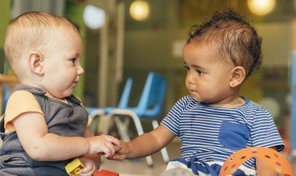 Bébé, Petite Enfance, Crèche