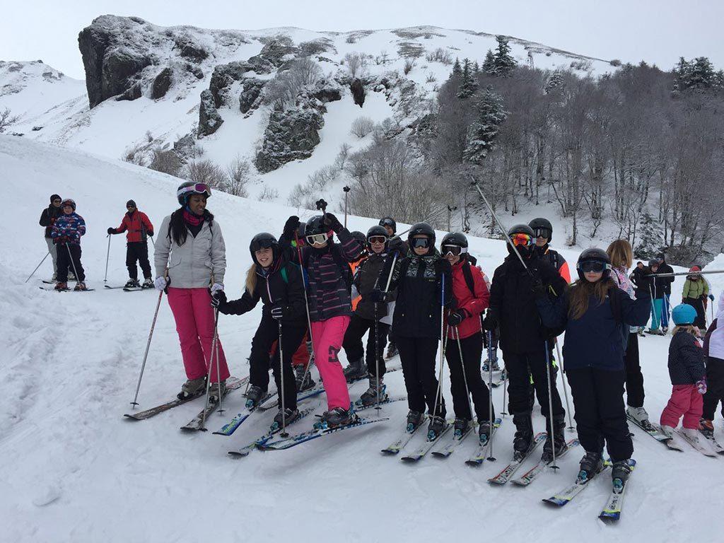 Gravières, séjour ski hiver