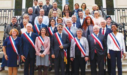 Conseil municipal, septembre 2019