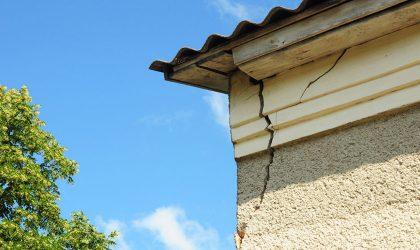 Fissures maison sécheresse