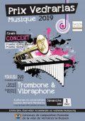 Prix Vedrarias de Composition Musicale 2019