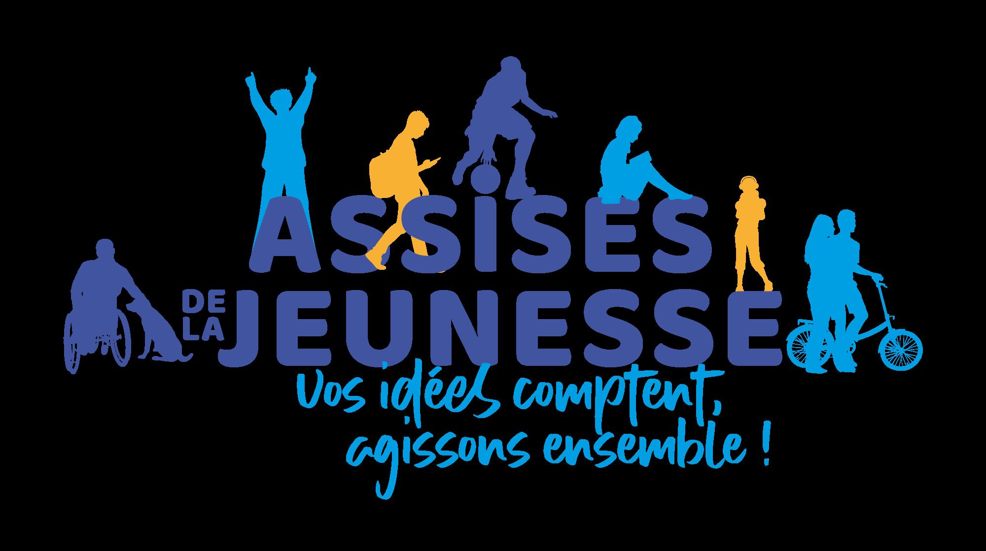 logo des assises de la jeunesse